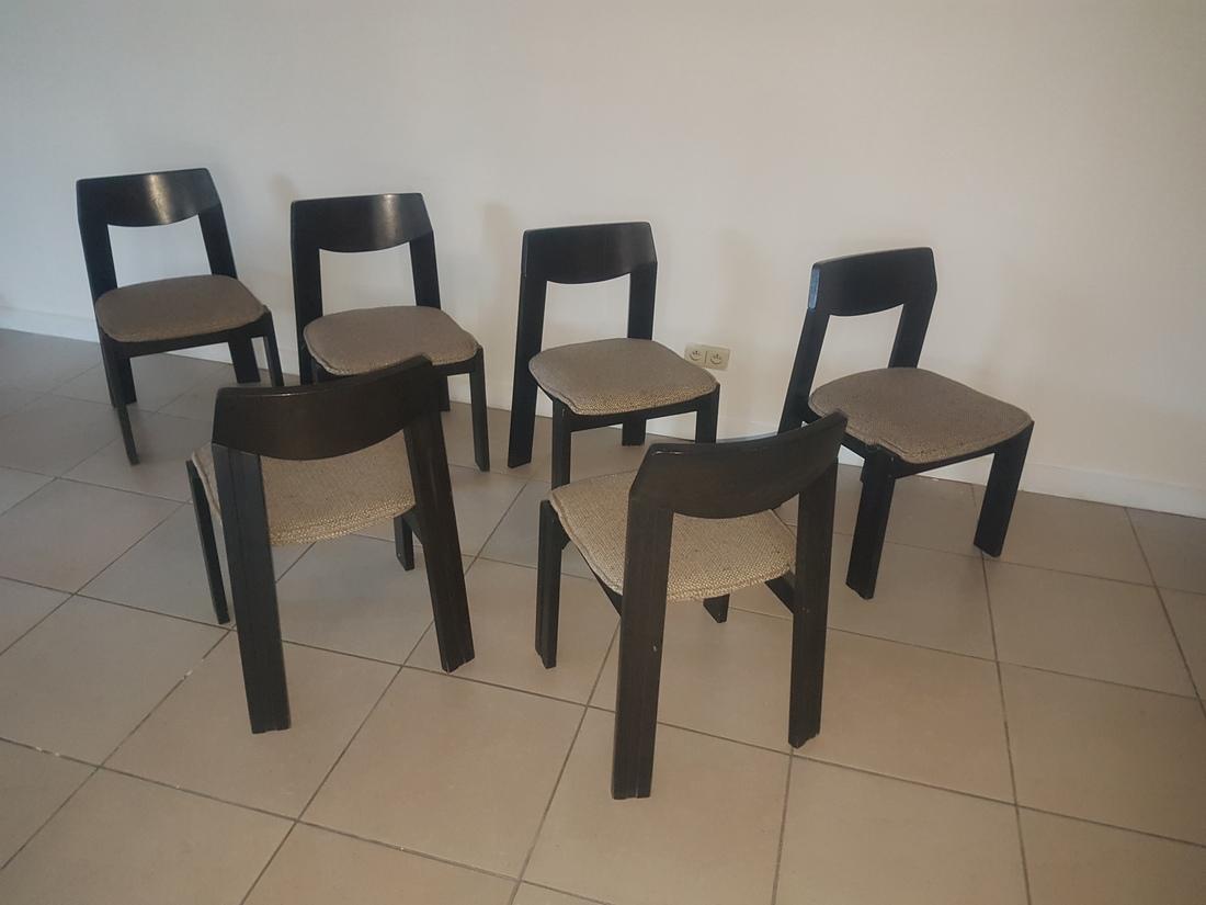set 80's stoelen