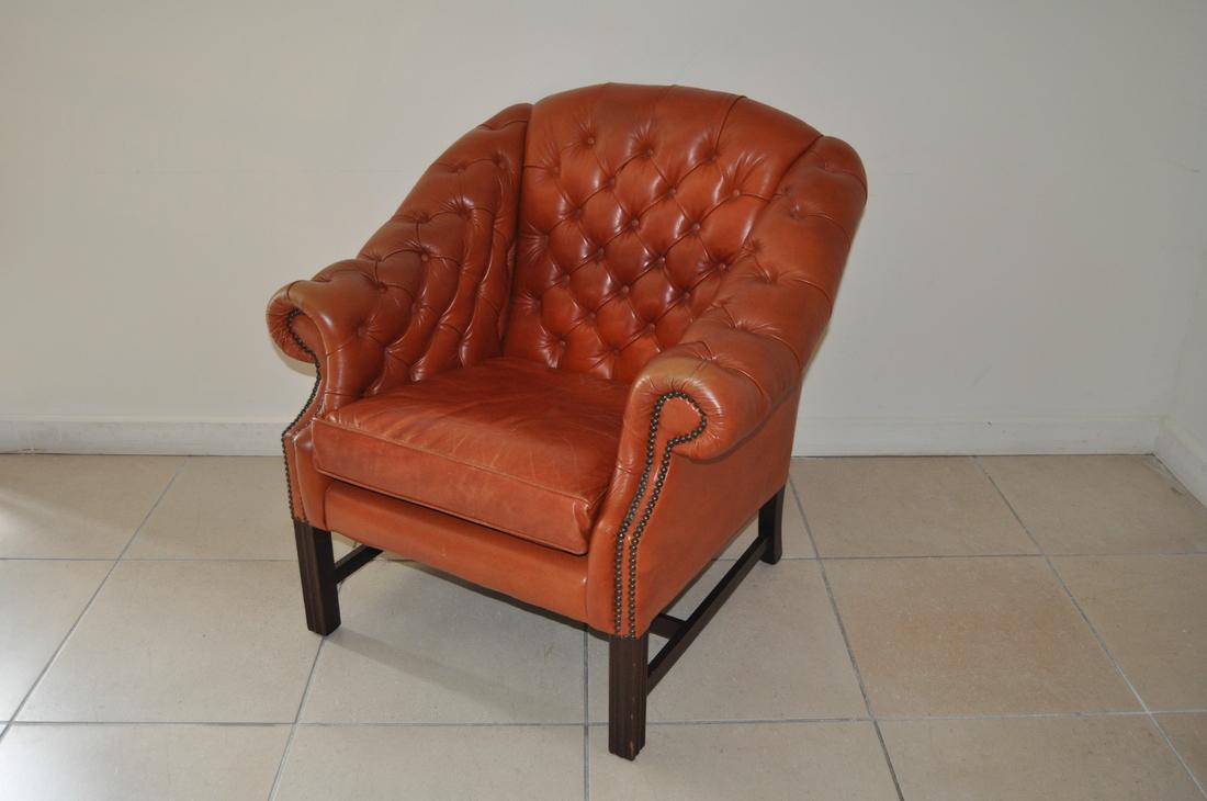 chester oranje/bruin