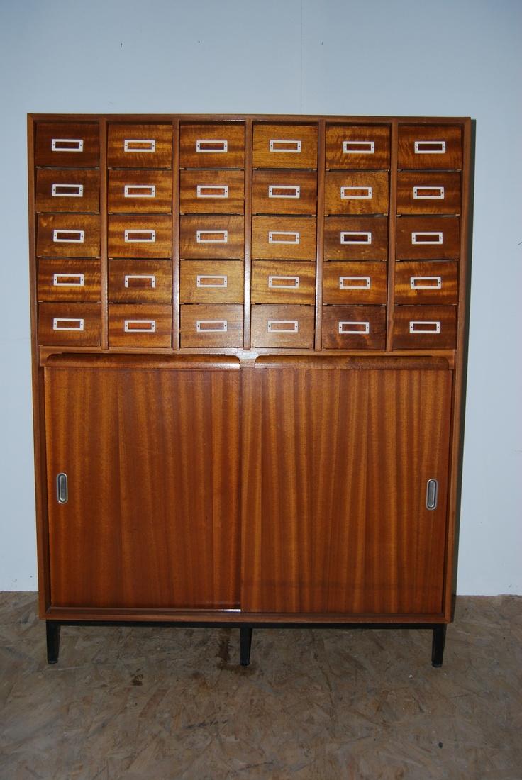 oude bibliotheekkast