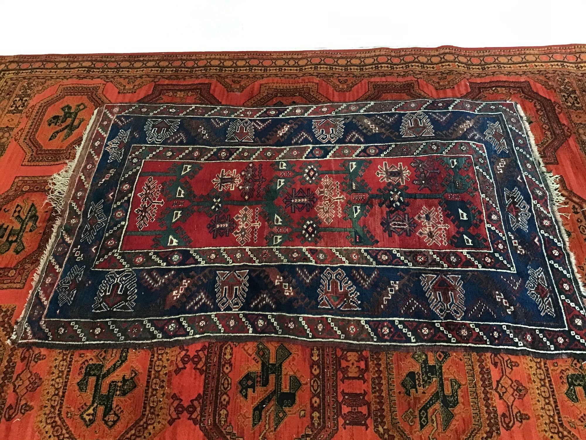 Handgeknoopt Perzisch Tapijt 4